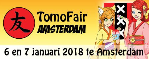 TomoFair AMSTERDAM 2018