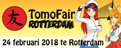TomoFair Rotterdam 2018