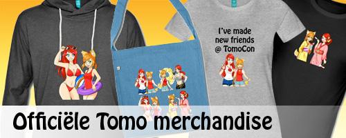 Tomo Merchandise