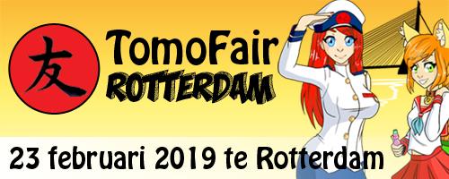 TomoFair Rotterdam 2019