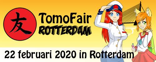 TomoFair Rotterdam 2020